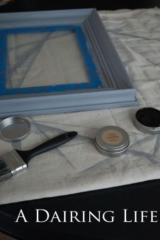 frame-wax
